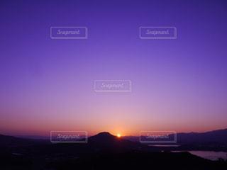 糸島の日没の写真・画像素材[2152940]