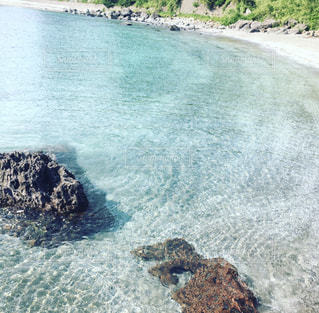 大隅の海の写真・画像素材[2175206]