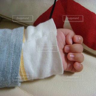 赤ちゃんの手の写真・画像素材[2156349]