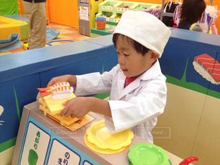 お寿司屋さんの写真・画像素材[2161972]