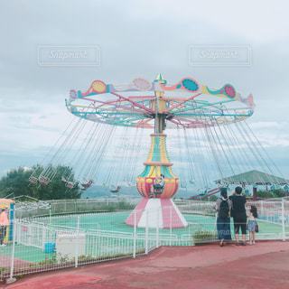 天上遊園の写真・画像素材[2157316]