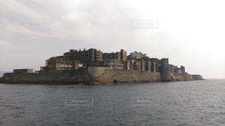 軍艦島の写真・画像素材[2157326]