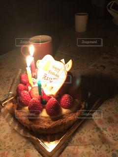 誕生日ケーキの写真・画像素材[2159146]