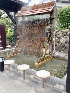 別府 湯雨竹の写真・画像素材[2175510]