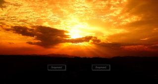 夕日の写真・画像素材[240520]
