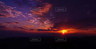 夕日の写真・画像素材[240521]