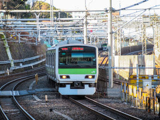 JR東日本 山手線E231系電車の写真・画像素材[2161063]