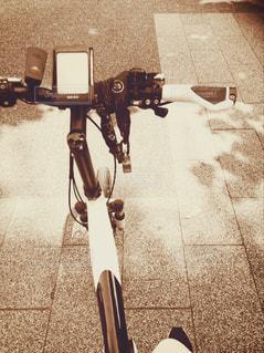 休日サイクリングの写真・画像素材[2162340]