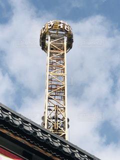 鉄塔の写真・画像素材[2162542]
