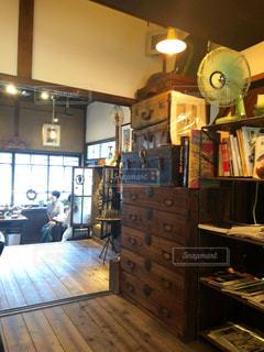 古民家カフェの写真・画像素材[2213013]