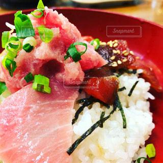 海鮮丼の写真・画像素材[2213016]