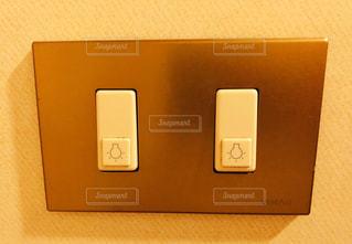 電気のスイッチの写真・画像素材[2318223]
