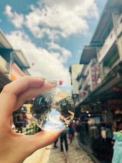 台湾、天燈上げの写真・画像素材[2318301]