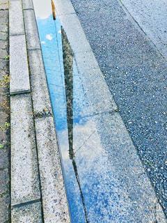 雨と晴れの写真・画像素材[2375488]