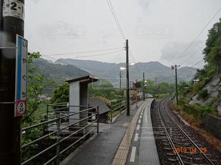 ローカル線の写真・画像素材[2161770]