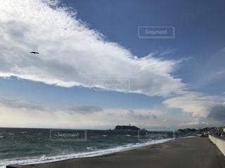 江ノ島の大自然の写真・画像素材[2161885]