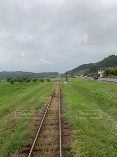 ローカル線の写真・画像素材[2183922]