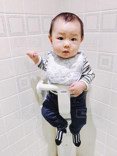 バスルームの写真・画像素材[2164635]