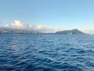 大きな水域の写真・画像素材[2210714]