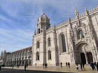 ジェロニモス修道院の写真・画像素材[2165191]