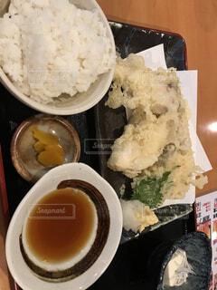 白身魚天ぷらの写真・画像素材[4009205]