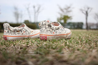 子どもの靴の写真・画像素材[2175193]