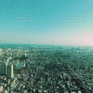 スカイツリーからの眺めの写真・画像素材[2169738]
