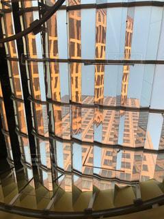 バラバラ高層ビルの写真・画像素材[2170437]