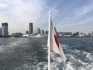 横浜の海の写真・画像素材[2170450]