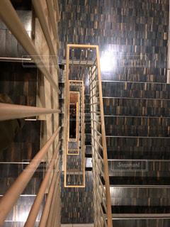 近代美術館の階段の写真・画像素材[2287717]