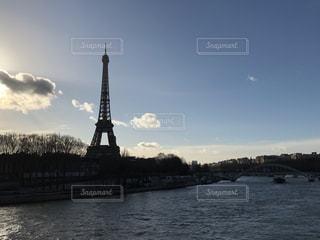 エッフェル塔の写真・画像素材[2172338]