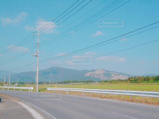道路の眺めの写真・画像素材[2174368]