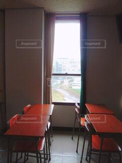 教室の写真・画像素材[2174403]