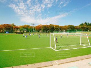 サッカーの写真・画像素材[2175608]