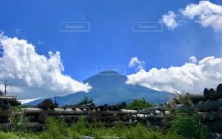 富士山の写真・画像素材[2200022]
