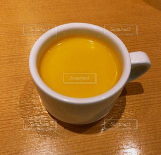 かぼちゃスープの写真・画像素材[2708752]