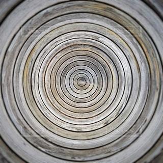 木目のクローズアップの写真・画像素材[2182728]