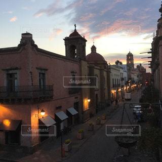 メキシコの夜の写真・画像素材[2181863]