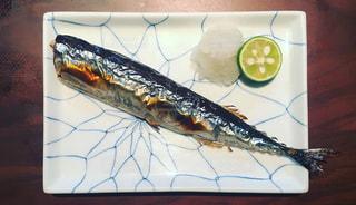 秋刀魚の写真・画像素材[2183740]