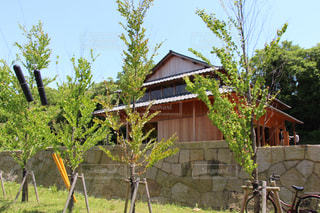日本家屋の写真・画像素材[2183910]