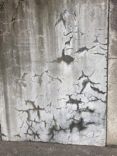 コンクリート風化1の写真・画像素材[2185508]