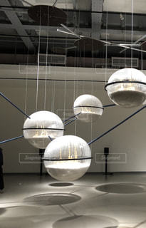 球体アートの写真・画像素材[2208890]