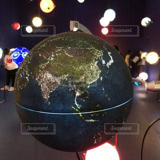 地球儀の写真・画像素材[2227257]