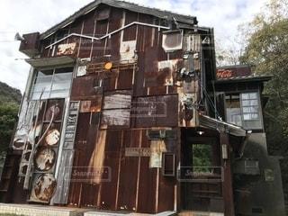 直島の建物1の写真・画像素材[2186511]