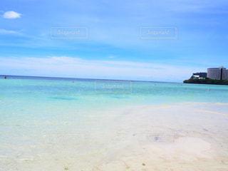 グアムの海の写真・画像素材[2268205]