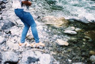 川辺の写真・画像素材[2186535]