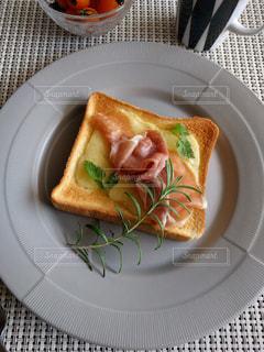 チーズトーストの写真・画像素材[2273955]