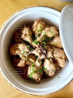 鶏の八角煮の写真・画像素材[2446987]