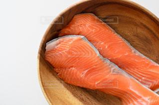 銀鮭 切身の写真・画像素材[2190598]
