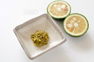 柚子胡椒の写真・画像素材[2190732]